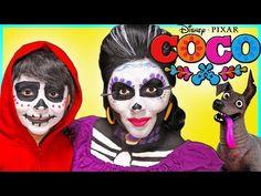 Coco Disney 2017 : Miguel , Hector And Dante Full Scene Movie HD + Trailer - YouTube
