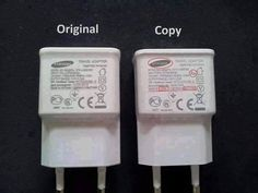 Difference Between Original and Fake Samsung Mobile Charger. 1 Difference Between Original and Fake Samsung Mobile Charger. Android Secret Codes, Android Codes, Installing Electrical Outlet, Lego Custom Minifigures, Computer Basics, Carte Sd, Original Copy, Mobile Gadgets, Smartphone