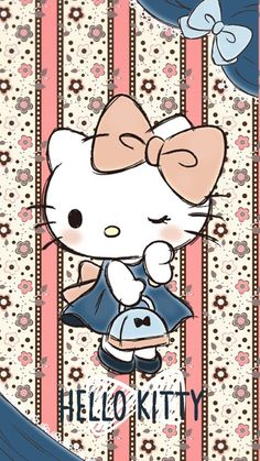 Shared by May May. Find images and videos about hello kitty and sanrio on We Heart It - the app to get lost in what you love. Sanrio Hello Kitty, Hello Kitty Clipart, Hello Kitty Art, Hello Kitty Themes, Hello Kitty My Melody, Hello Kitty Iphone Wallpaper, Hello Kitty Backgrounds, Sanrio Wallpaper, Cellphone Wallpaper