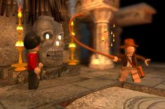 LEGO.com Videogames LEGO® Video Games - LEGO® Indiana Jones™ - About The Game - Screenshots