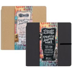 Nona Designs - Dylusions Creative Journal Journey