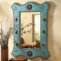 ... Suede Mirror w Jeweled Crosses - Reclaimed Furniture Design Ideas650 x 650132.5KBstore.furniturehomedesign.c...