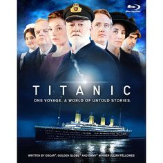 The #TITANIC DVD is available now, with over 2 hours of bonus material! $15.99 on Amazon here: http://amzn.to/HMFhpP