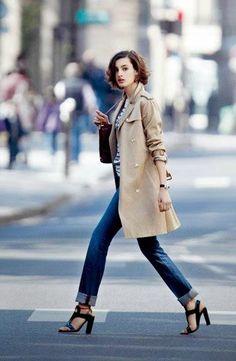 Parisienne Style.