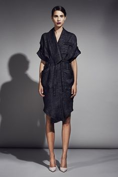 Charles Warren RTW spring 2015 | PULL YOUR LOOK