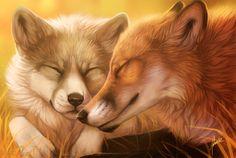 Together by Lhuin on deviantART