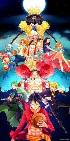 One Piece by RedPig31.deviantart.com on @deviantART
