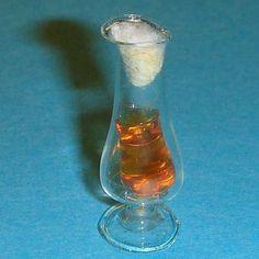 Verre en verre - 786/222 1/12ème #maisondepoupées #dollhouse #verre #glass #meuble #furniture #miniature