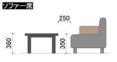 デザイン豆知識1 『テーブル・椅子の高さの話』 | 名古屋 店舗デザイン 設計 リンゴボーイデザイン㈱ ちょこさんのブログのトップへ
