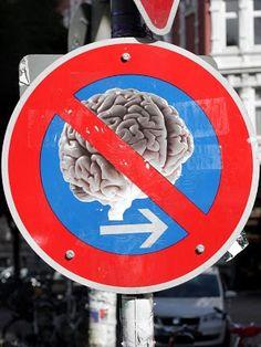 street art Germany brain  000