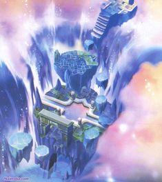 Rising Falls // Hollow Bastion // Kingdom Hearts