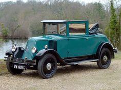 1928 Renault Monasix