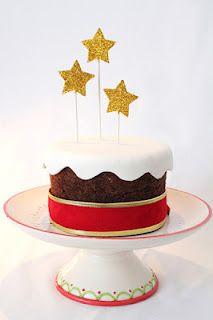 Topper de estrellas para torta ~ cake topper