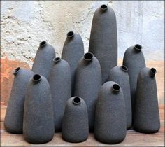 Anna Borowski, Jean-François Delorme | Ceci n'est pas un contenant | Paris 3e. Collection. Galerie d'Ateliers d'Art de France