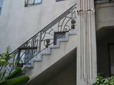 ART DECO STAIRCASES | Art Deco Stairs