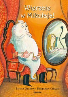 Okładka książki Wierzcie w Mikołaja!