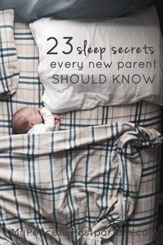 Desperate for some sleep? Read on to learn some unexpected things that might be keeping your little one up at night!