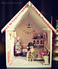 Ansley Petite Cottage Dollhouse
