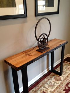 Hall inspiration on pinterest staircase ideas console for 4ft sofa table