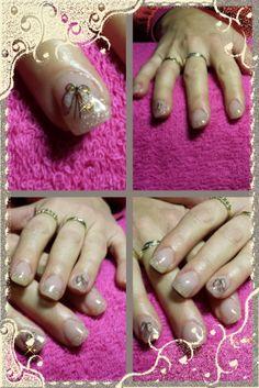 Glitter acryl