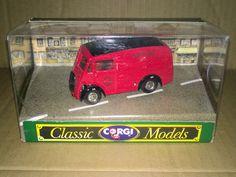 Corgi Classics D983/2, Morris J Van, Royal Mail