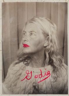Fantastic Self-Portraits of Lee Godie, a Homeless Artist Who Turned Bus Station Photobooths into Her Private Studio from the 1960s