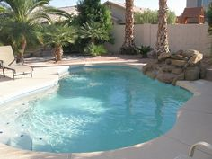 Piscine foyer ext rieur on pinterest above ground pool petite piscine an - Petite piscine creusee ...
