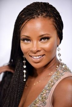 30 best box braids hairstyles | herinterest throughout hairstyles single braids hairstyles single braids Intended for  Encourage