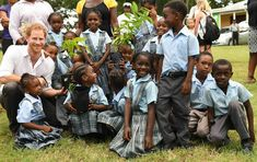 Today on the Caribbean Tour, Prince Harry unveiled a dedication to The Queen's Commonwealth Canopy - a projects which aims to get all nations in the Commonwealth to help protect forests.  Antigua and Barbuda's Queen's Canopy project at Victoria Park Botanical Gardens will see the development of an accessible urban green space.  #royalvisitantiguabarbuda
