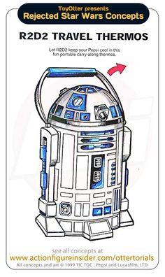 Rejected Star Wars Toy Concepts - DesignTAXI.com