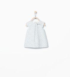 Image 2 of Polka dot dress from Zara