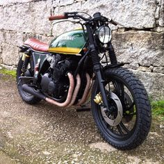 Yamaha XJ650 | Garaje Clandestino