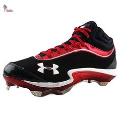 the latest aa973 1db4e Under Armour Heater IV 5 8 ST Hommes US 12.5 Noir Baskets - Chaussures under