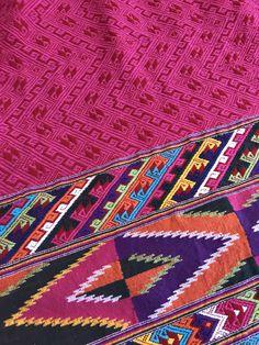 Ikat, Textiles, Velvet, Blanket, Crochet, Crafts, Design, Manualidades, Crochet Crop Top