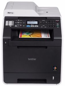 Brother MFC-9460CDN All-In-One Color Photo Printer With Scanner Copier and Fax http://www.shopprice.ca/printer