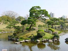 Suizenji Jojuen Garden, Kumamoto