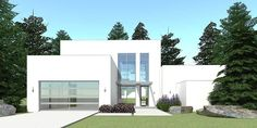 Plan 44090TD: Rooftop Observation Deck