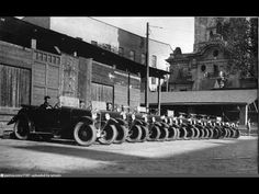 """Москва 1927 год. Жизнь и люди. Самое интересное в городе.Зна менитый """"Ки..."""