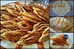 Condividi la ricetta...Condividi la ricetta...RICETTA DI: LUCIA D'ABUNDO Ingredienti: 2 tazze di farina 0 1 cucchiaio di zucchero 5 cucchiai di latte caldo 3 cucchiai di burro fuso un pizzico di sale 1 uovo 2 cucchiai di…