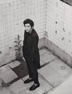 Jo Jung Seok - Elle Magazine October Issue '14