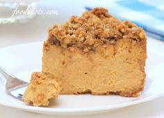Pumpkin Walnut Cheesecake « Recipe Snobs