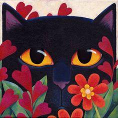 Vicky Mount's cat