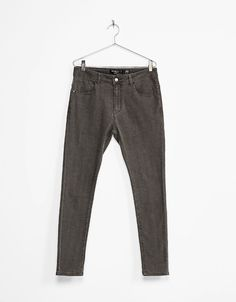 Jeans super skinny - Jeans - Bershka Mexico