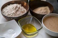 Zablisztes zsemlék (glutén-, élesztő-, cukor-, tejmentes) Cukor, Paleo, Gluten, Pudding, Food, Life, Custard Pudding, Essen, Beach Wrap
