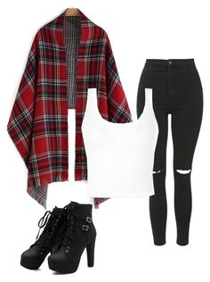 """Untitled #191"" by jasmine-rlrh ❤ liked on Polyvore featuring Topshop"