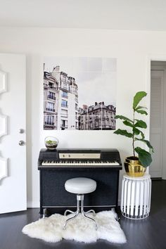 obsessed with this how-to oversized tile art