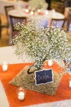 This is a great alternative for seating arrangements!   Photo by: Jessica Lynn Hatton.  #ptopofthebluegrass #ptopweddings2016 #weddingreception #weddingdecor #weddingflowers #weddingseatingchart #weddingcenterpiece