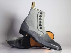 Handmade Boots Ankle Boots Black boots Men Boots Stylish boots Casual Boots Dress Boots Chelsea Ankle boots handmade Leather Boots Hand panted Boots Chelsea Boots out Fit Leather Boots Casual Denim. Leather Fashion, Fashion Boots, Leather Men, Leather Boots, Men Fashion, Men Boots, Soft Leather, Stylish Boots, Casual Boots