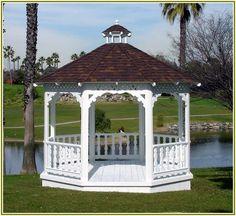 Incredibly Wood Gazebos For Sale