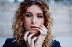 Anđela Vitorović: Today I am showing you my favorite rings that I got latterly + the necklace.